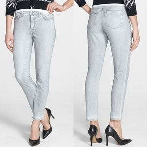 NYDJ Jeans Kimore Stretch Skinny Jeans in Alloy